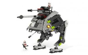 LEGO Star Wars 7671 AT-AP Walker (www.toysnbricks.com)