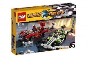 LEGO World Racers 8898 Wreckage Road (www.toysnbricks.com)