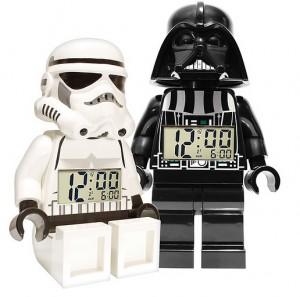 LEGO Star Wars Minifigure Alarm Clocks - Toys N Bricks