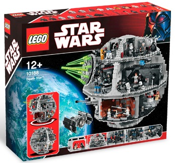 LEGO Star Wars 10188 Death Star - Toys N Bricks