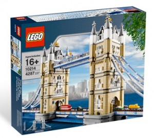 LEGO Creator 10214 Tower Bridge - Toys N Bricks