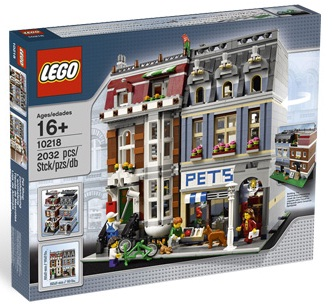 LEGO Creator 10218 Pet Shop