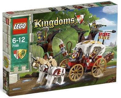 LEGO Kingdoms 7188 King's Carriage Ambush - Toys N Bricks