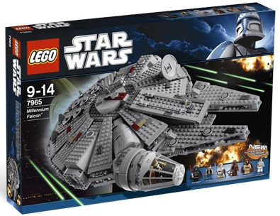LEGO Star Wars 7965 Millennium Falcon - Toys N Bricks