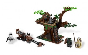 LEGO Star Wars 7956 Ewok Attack