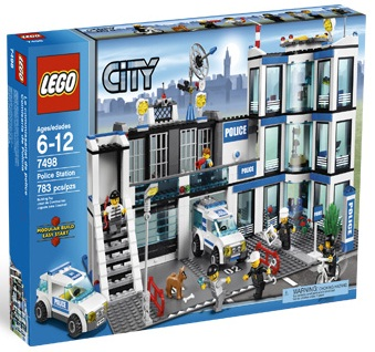 LEGO City 7498 Police Station - Toys N Bricks