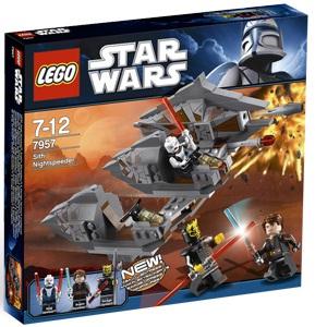 LEGO Star Wars 7957 Sith Nightspeeder - Toys N Bricks