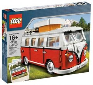 LEGO Creator 10220 Volkswagen T1 Camper Van - Toysnbricks