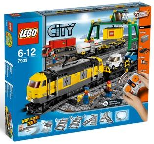 LEGO City 7939 Cargo Train - Toysnbricks