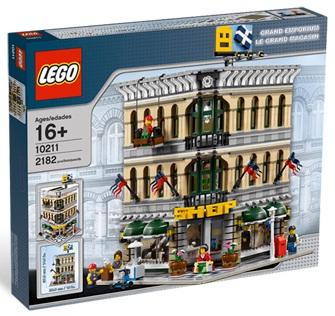 LEGO Creator 10211 Grand Emporium - Toysnbricks