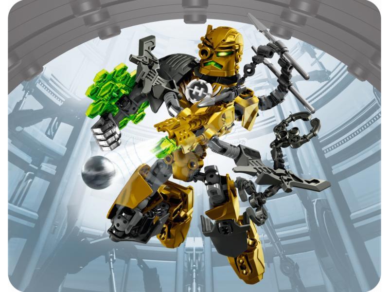 Смотри новое видео для детей с игрушками лего (lego) бионикл!