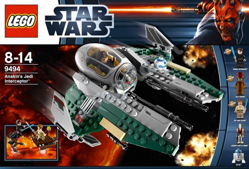 LEGO 9495 Gold Leader?s Y-wing Starfighter