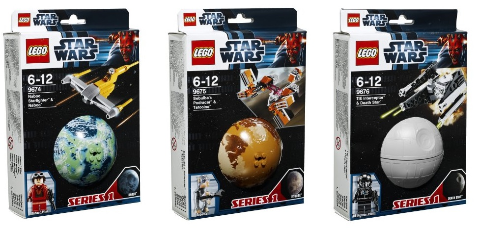 Awesome Lego Stuff: New Sets and Minifigure Series!