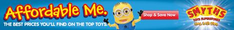 Smyths Toys UK Online Banner