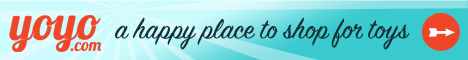Yoyo.com Banner Logo