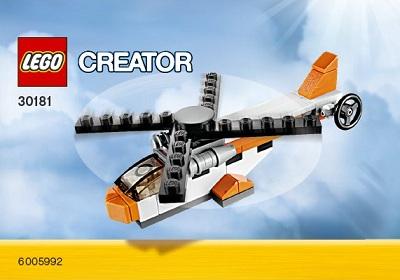 lego creator seaside house instructions