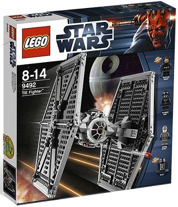 LEGO Star Wars 9492 Tie Fighter - Toysnbricks