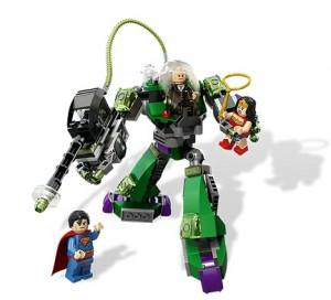 LEGO Superheroes 6862 Superman vs. Power Armor Lex - Toysnbricks