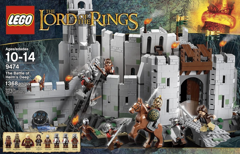 The Lord Of The Rings-Lego [Full Pc Game]
