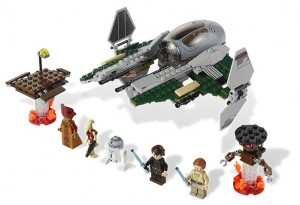 LEGO Star Wars 9494 Anakin's Jedi Interceptor - Toysnbricks