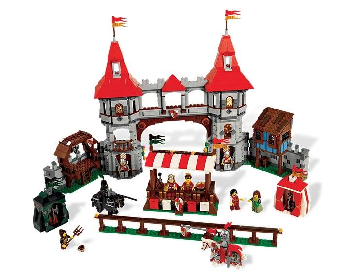 LEGO Kingdoms 10223 Kingdoms Joust - Toysnbricks