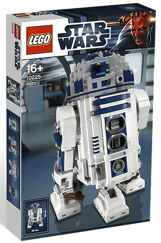 LEGO Star Wars 10225 R2-D2 - Toysnbricks