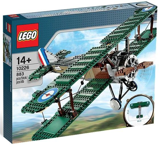LEGO Creator 10226 Sopwith Camel - Toysnbricks