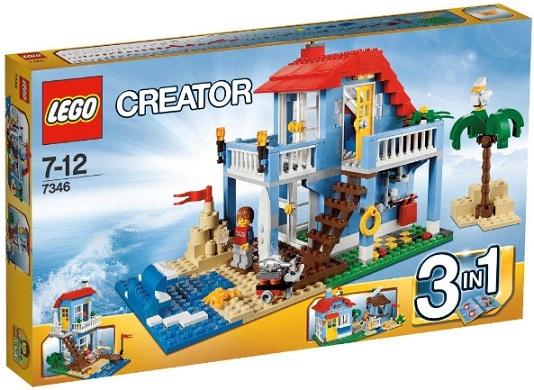 LEGO Creator 7346 Seaside House - Toysnbricks