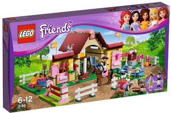LEGO Friends 3189 Heartlake Stables - Toysnbricks