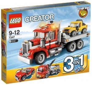 LEGO Friends 7347 Highway Pickup - Toysnbricks