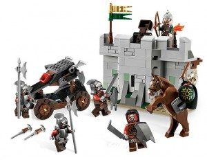 LEGO Lord of the Rings 9471 Uruk-hai Army - Toysnbricks