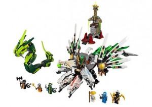LEGO Ninjago 9450 Epic Dragon Battle - Toysnbricks