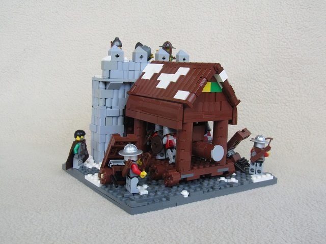 Lego Moc Ideas Gallery: 17 Best Images About Lego Star Wars Moc