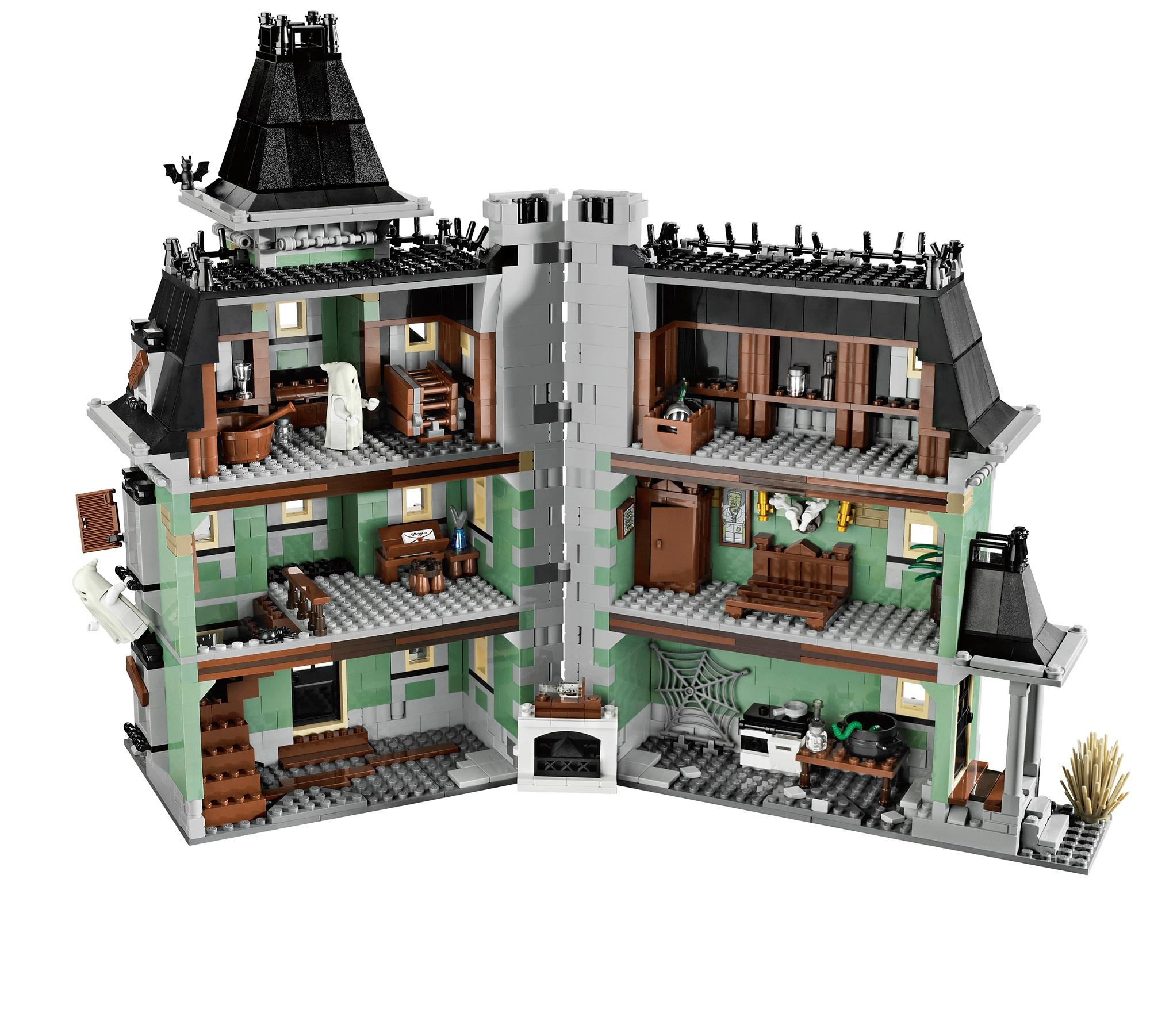 Monster House Toys House Plan