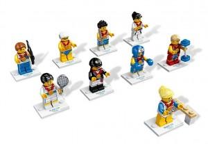 LEGO 8909 Team GB Minifigures - Toysnbricks