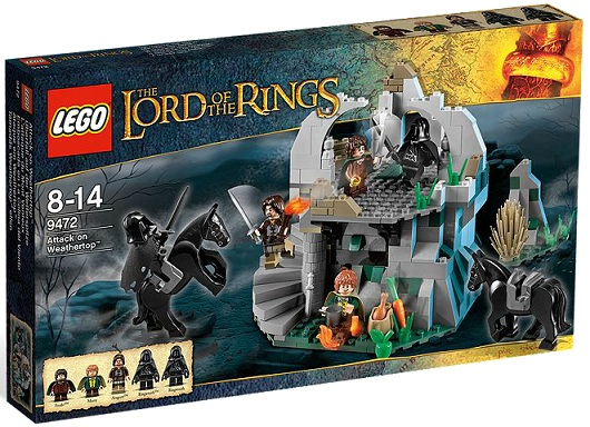 LEGO Lord of the Rings 9472 Attack on Weathertop - Toysnbricks