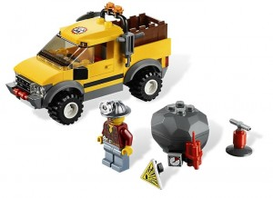LEGO City 4200 Mining 4x4 - Toysnbricks