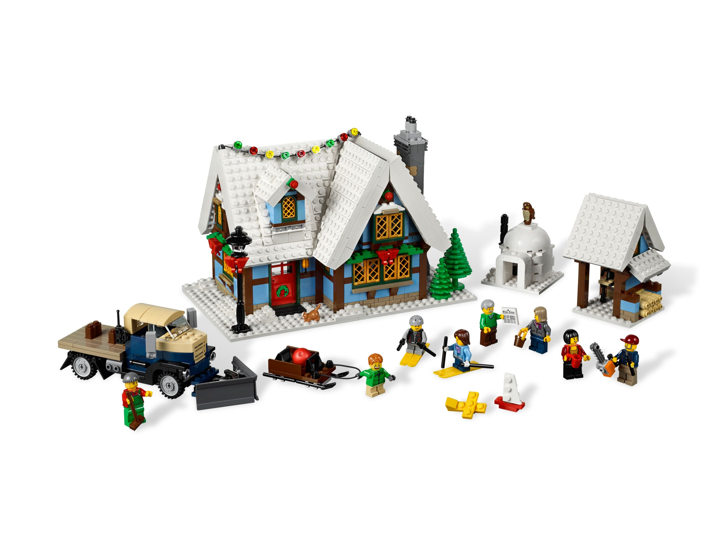 Toys For Winter : Toys n bricks lego news site sales deals reviews