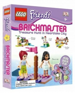 LEGO Friends Brickmaster Book - Toysnbricks