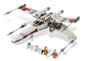 LEGO Star Wars 9493 X-Wing Starfighter - Toysnbricks