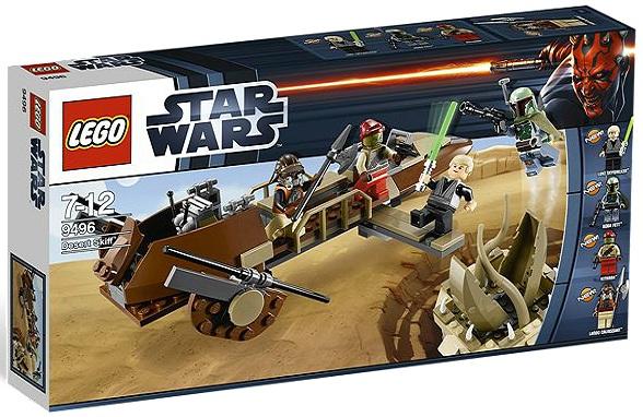 LEGO Star Wars 9496 Desert Skiff - Toysnbricks