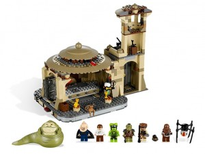 LEGO Star Wars 9516 Jabba's Palace - Toysnbricks