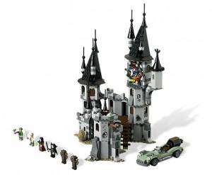 LEGO Monster Fighters Vampyre Castle 9468 - Toysnbricks