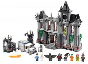 LEGO Arkham Asylum Breakout 10937