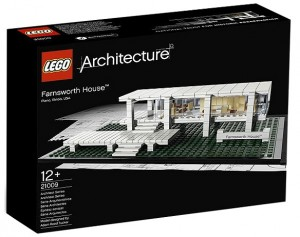 LEGO Architecture Farnsworth House 21009 - Toysnbricks