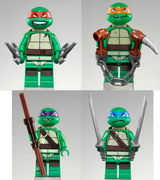Lego Teenage Ninja Turtles Toys : Toys n bricks lego news site sales deals reviews
