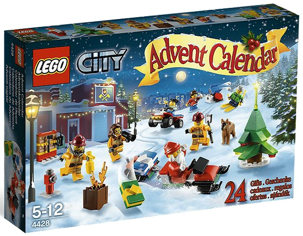 LEGO City 2012 Advent Calendar 4428 - Toysnbricks