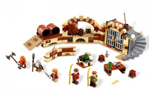 LEGO The Hobbit Barrel Escape 79004 - Toysnbricks