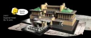LEGO Architecture 21017 Imperial Hotel (Pre)