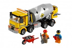LEGO City Cement Mixer 60018 - Toysnbricks